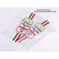 Quality Custom Printed Vacuum Packaging Pouches / High Barrier Vacuum Pouches For Seafoods for sale