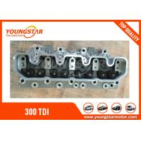 Buy Land Range Rover 300 TDI Cylinder Head Assy Culata De Motor ISO Approval at wholesale prices