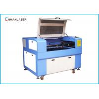 Quality Flat Rotary 6090 Acrylic Wood CO2 Laser Cutting Machine for Die Board Making for sale
