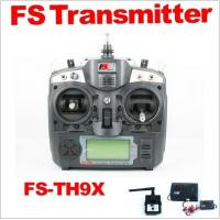 Quality Flysky Fs-Th9x 2.4G 9CH RC Transmitter With Receiver for RC Airplan Helicopter Glider for sale