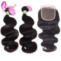 Quality Body Wave Brazilian Virgin Hair Extensions For Women Accessories 11A Grade for sale