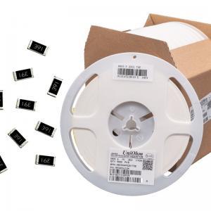 Quality 1% 5% SMD High Voltage Smd Resistors , 0.01-10M Metal Film Resistor 50PPM for sale