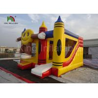 China Interesting Children and Adult Inflatable Jumping Castle , Commercial Inflatable Bouncer Combo on sale