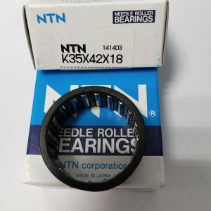 China Japan NTN K35X42X18 Radial Needle Roller Bearing Cage K35X42X18 Size 35X42X18mm on sale