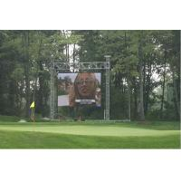 Quality P16 Real pixel Outdoor LED electronic billboard signs Full color 32×16 Pixel for sale