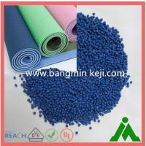 TPE compound/ TPE resin/ thermoplastic elastomer TPE granules Plastic Raw Material for carpet, rug ,mat back coating