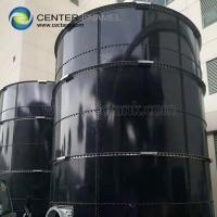 Quality Bolted Steel Anaerobic Digestion Tank As Organic Waste Digester 2.4M * 1.2M for sale