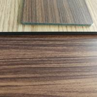 Quality Anti - Corrosion Wood Grain Aluminum Composite Panel For Outdoor Decoration for sale