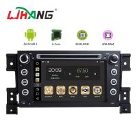 Quality MP3 MP4 USB SD GPS SUZUKI Car DVD Player Double Din Head Unit Support TPMS for sale
