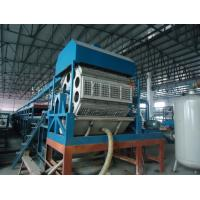 China Roller Type Pulp Molding Machine Paper Egg Tray Pulp Molding Machine on sale