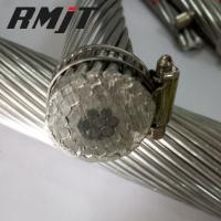 Quality Overhead AAC/AAAC/ACSR/ACAR aluminum conductor steel reinforced bare conductor for transmission line for sale