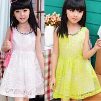 Quality Latest Party Children flower girl dress(6-15 year children clothes) for sale