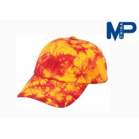 Quality Promotional portable Cotton colorful baseball cap with customized logo for sale
