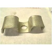 Quality Galvanized Grating Saddle Clips , SGS Installation Steel Grating Clamps for sale