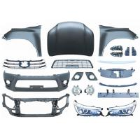 Quality Facelift for Toyota Hilux Vigo 2009 and 2012 , Upgrade Body Kits to Hilux Revo 2016 for sale