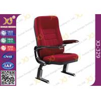 Buy cheap PP Outerback PP Shell Chairs For Church Auditorium / Floor Mounted Chairs from Wholesalers