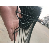 Quality HUANHANG Length 3m Welded Garden Fence Pvc Coated for sale
