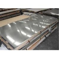 Quality Iron Base Alloy Stainless Steel Metal Sheet For Power Plant 0.28-8mm for sale