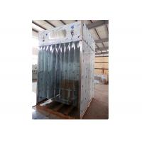 China Class 100 Clean Room Dispensing Booth , Stainless Steel Downflow Booths on sale