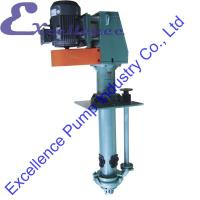 Quality Environmental Protection Iron Ore Concentrate Vertical Sump Pump for sale