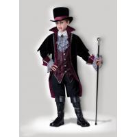 China TV Costumes Teen Boy Halloween Costumes Vampire of Versailles 7037 on sale