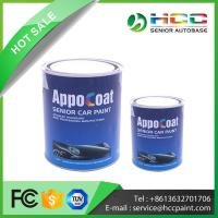 Senior Car Paint- 1K Coarse Silver, Appocoat Car Paint, Hoolong