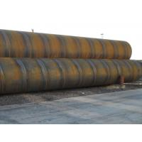 Quality 3PE Protection Coatings SAW Steel Pipe With Carbon Steel Material GB / EN / JIS / IS for sale