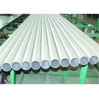 Quality SS 304 304L Line Pipe Seamless Stainless Steel Pipes Dimension for sale