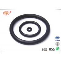 Quality Custom NBR O Ring For Pneumatic , Heat Resistant O Rings ISO9001 ROHS for sale