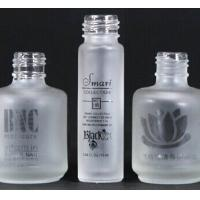 Quality Frosting  Glass bottle for Skin Care Cream for sale