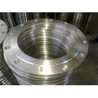 Quality Forged carbon steel A105N ASME B16.5 class 1500 slip on pipe flange for sale