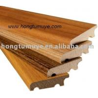 Quality Laminated Skirting Board for floor for sale