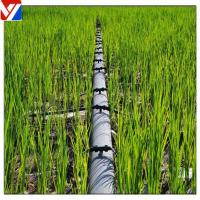 Quality Food-grade PVC Plastic Pipe for Agricultural Hydroponic Planting hot sell for sale
