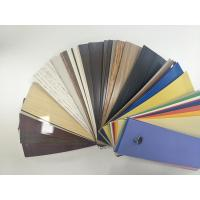 Buy cheap Furniture Accessory Plastic Edge Banding Tape / PVC Edge Banding.Laminated Pvc Edge Banding For Mdf from wholesalers