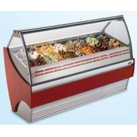 Quality 380L Ice Cream Showcase Freezer With Digital Temperature Controller And 1216mm Length for sale