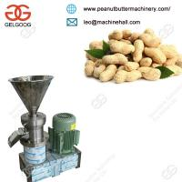 Quality High Efficiency Industrial Peanut Butter Mill Machine For Food for sale