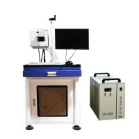 Quality High precision UV Laser Marking Machine 3W  , UV Laser Marker USB Connection for sale
