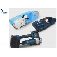 Quality PP PET Box Strapping Packaging Machine , Electric Hand Packing Tools for sale