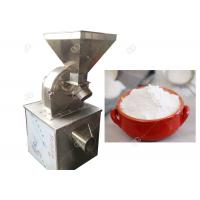 Quality Small Scale Sugar Powder Making Machine , Sugar Grinding Machine For Pharmaceutical Industry for sale