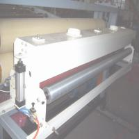 Quality Recycled Grains Plastic Sheet Extrusion Machine For Calendar Line Recycling Granulator Machine for sale