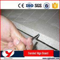 China 2 layer fiber glass strong mgo board,mgo board asia,magnesium oxide wallboard on sale