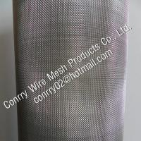 Quality Molybdenum filter mesh screen, Molybdenum Woven Wire Mesh for sale