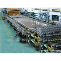 Quality 1880mm High Quality Double-Dryer Can and Fourdrinier Wire Craft Paper Machine for sale