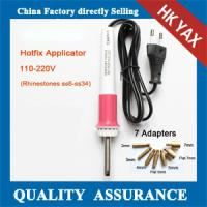 Quality T0819 YAX High quality hot fix rhinestones applicator,rhinestones hot fix applicator,hot fix applicator for rhinestones for sale