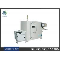 Quality Inline X-Ray Detection Machine Checking Semiconductor Electronic Components for sale