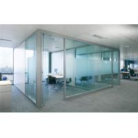 Quality Transparent Safety Tempered Glass Partition 12mm 15mm For Office for sale