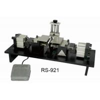 Buy 220V Pneumatic Radial Cutting Machine Double Blade Lead Bending Machine at wholesale prices