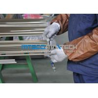 China Gas Precision Stainless Steel Tubing , Seamless Stainless Steel Tubing on sale