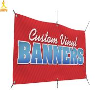 Quality complete vinyl  image printing banner with custom size and picture for sale