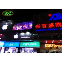 Quality Lightweight  Advertising Led Screens , Smd Led Panel Outdoor 10mm Pitch for sale